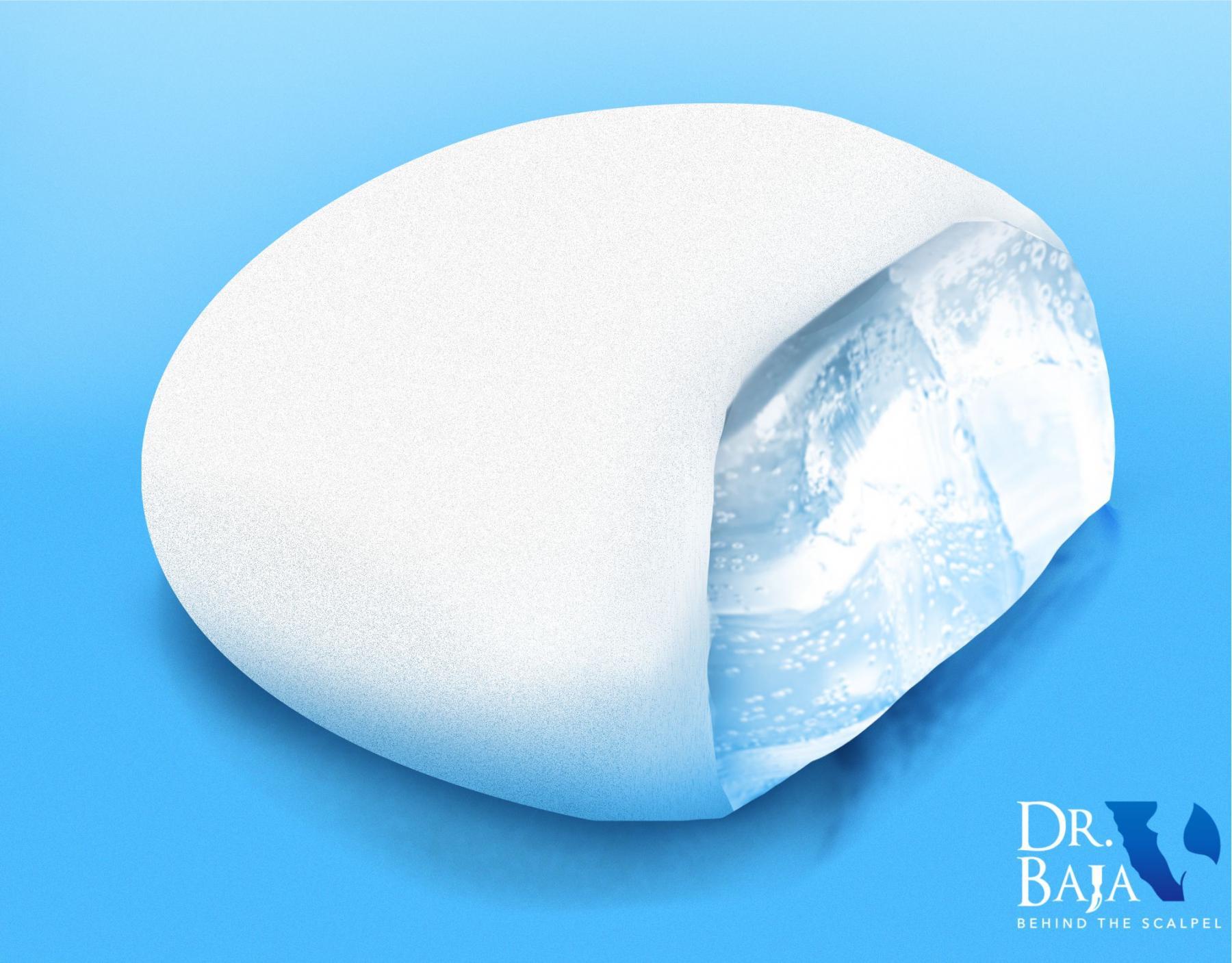 implante de gel de silicon